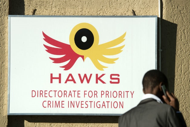 Outside the Hawks building. (Gallo Images)