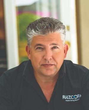 Allon Raiz is the founder and CEO of Raizcorp. (Picture: Supplied)