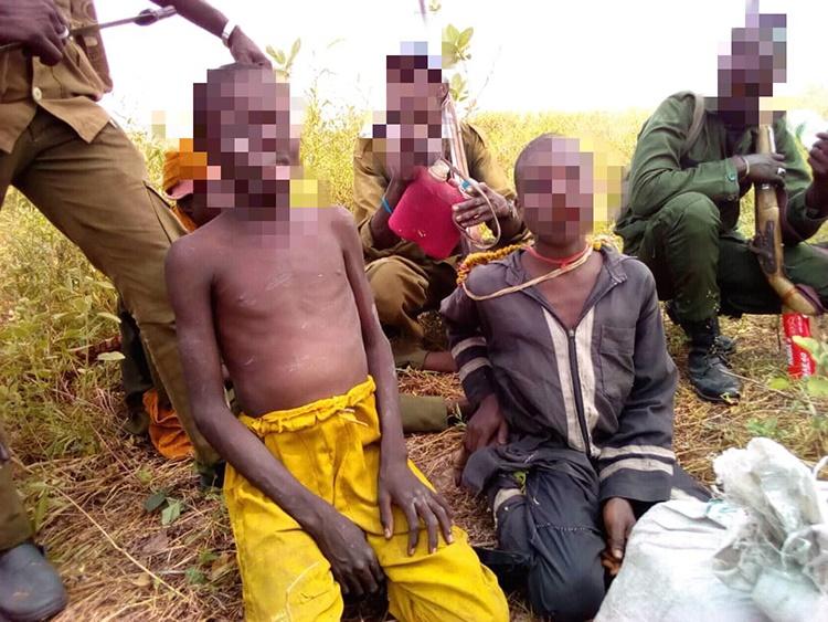 Suspected Boko Haram member arrested by troops
