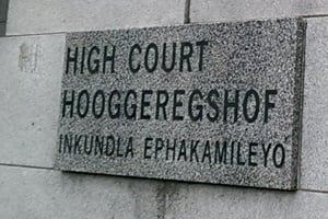 High Court. (Duncan Alfreds, News24)
