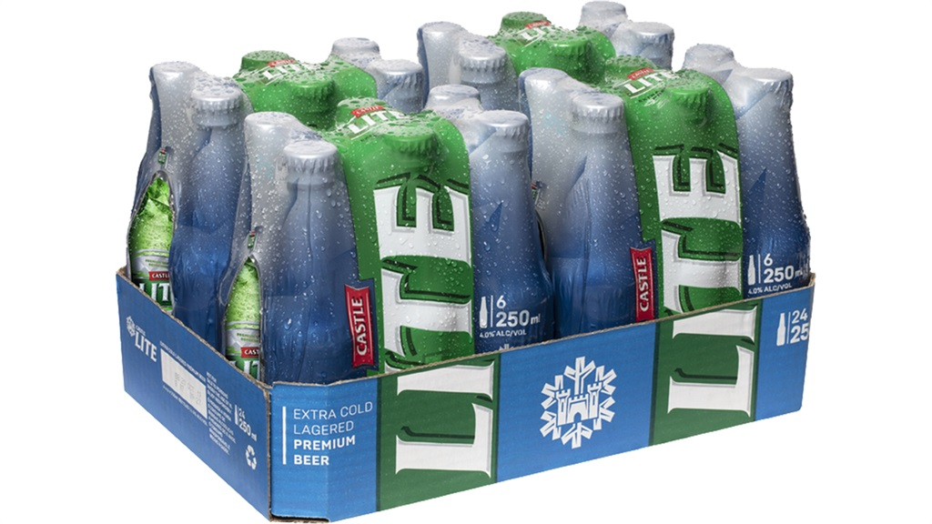 Free beer Castle Lite South Africa