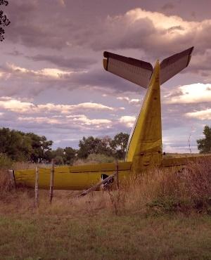 Plane crash. (PHOTO: Getty/Gallo Images)