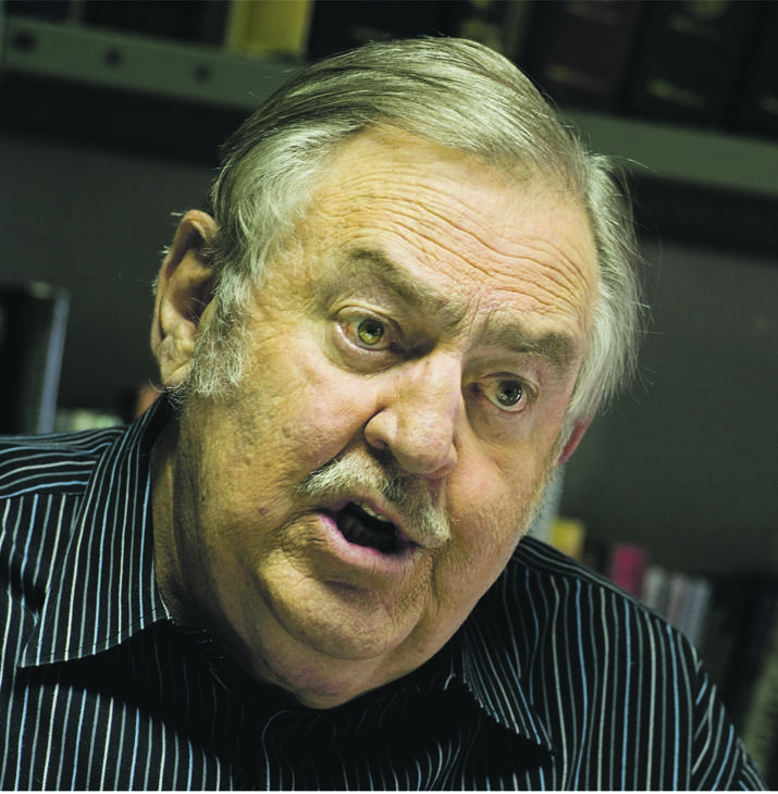 I celebrated Pik Botha's death. This is why