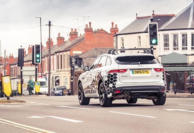 Jaguar GLOSA