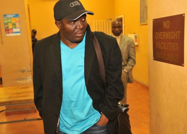 Sunday Times journalist Mzilikazi wa Afrika is pho