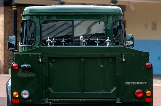 land rover, prince philip