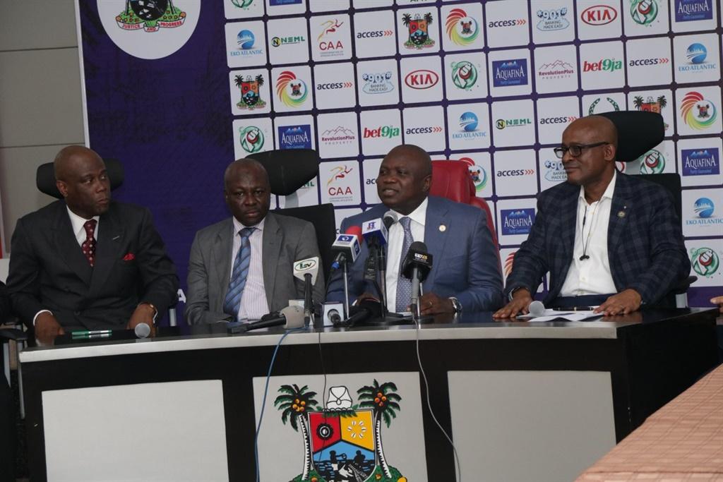 Ambode Lagos Marathon