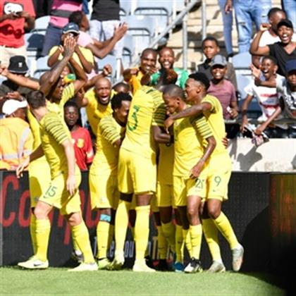 Bafana down Sudan to get AFCON campaign back on track