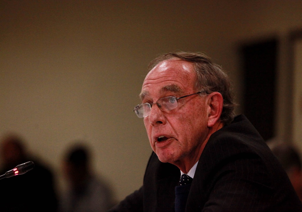 Judge Robert Nugent. Picture: Simphiwe Nkwali/Sunday Times/Gallo Images