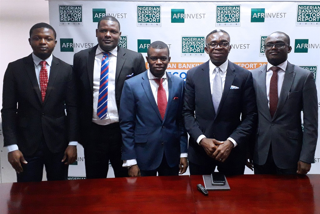 afrinvest banking sector report launch