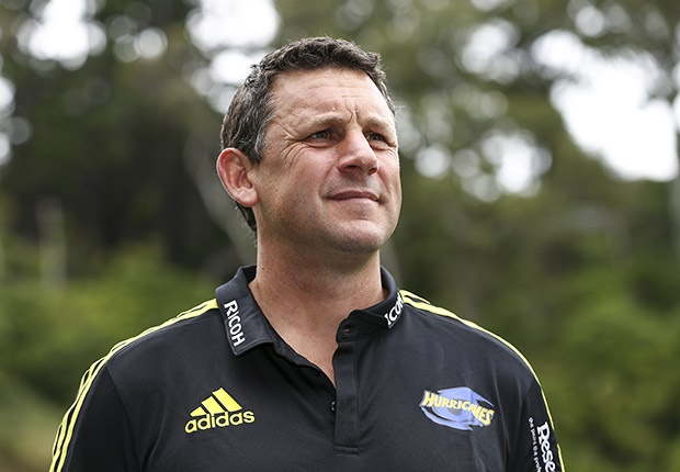 Plumtree 1 of 3 All Blacks assistants unveiled