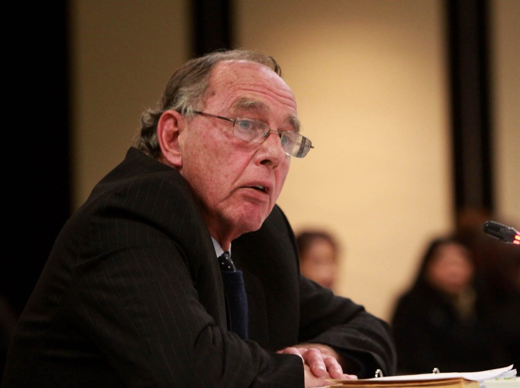 Judge Robert Nugent. Picture: Gallo Images / Sunday Times / Simphiwe Nkwali