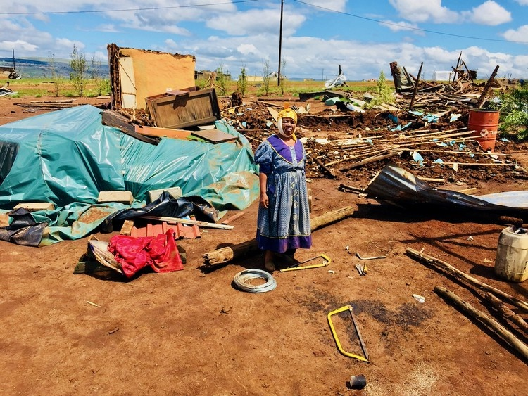 'The clouds became dark … The house started moving' - hundreds struggle to pick up the pieces after KZN tornado - News24