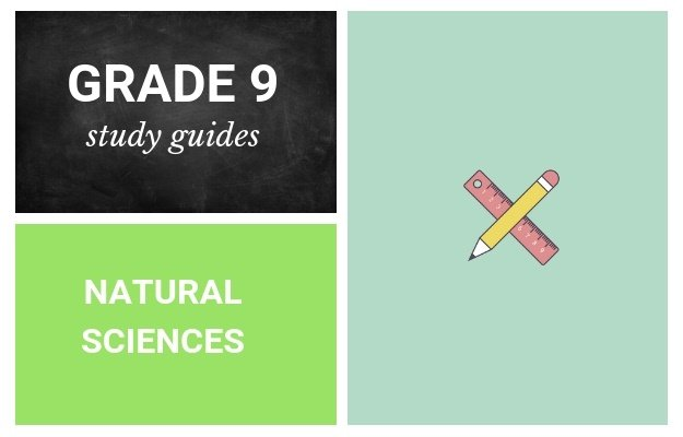 Grade 9 study guides: Natural Sciences | Parent24