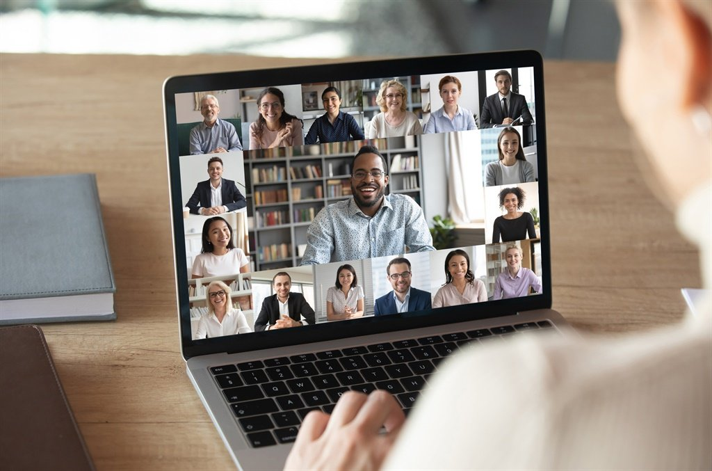 Many South African companies having to rethink workplace practices, close offices and allow employees to work remotely. Picture: iStock