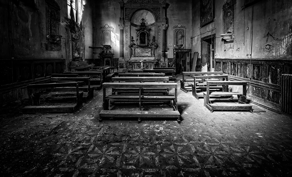 When religion leaves you broken. Picture: iStock