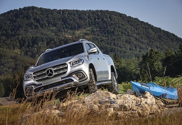 Mercedes-Benz X-Class V6