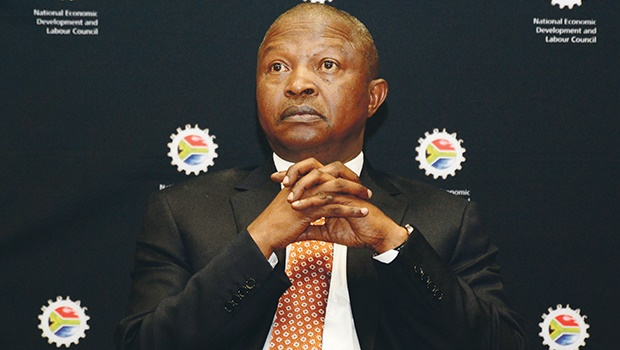 Deputy President David Mabuza. Photo: Morapedi Mashashe