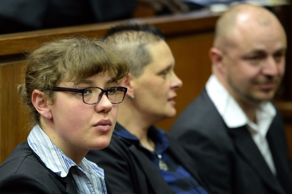 Marcel Steyn, Cecilia Steyn and Zak Valentine are expected to hear their fate in the Gauteng High Court in Johannesburg. (Deaan Vivier, Netwerk24, file)