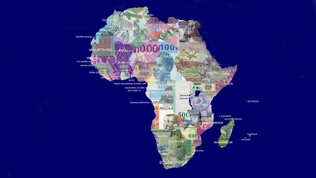 africa in money