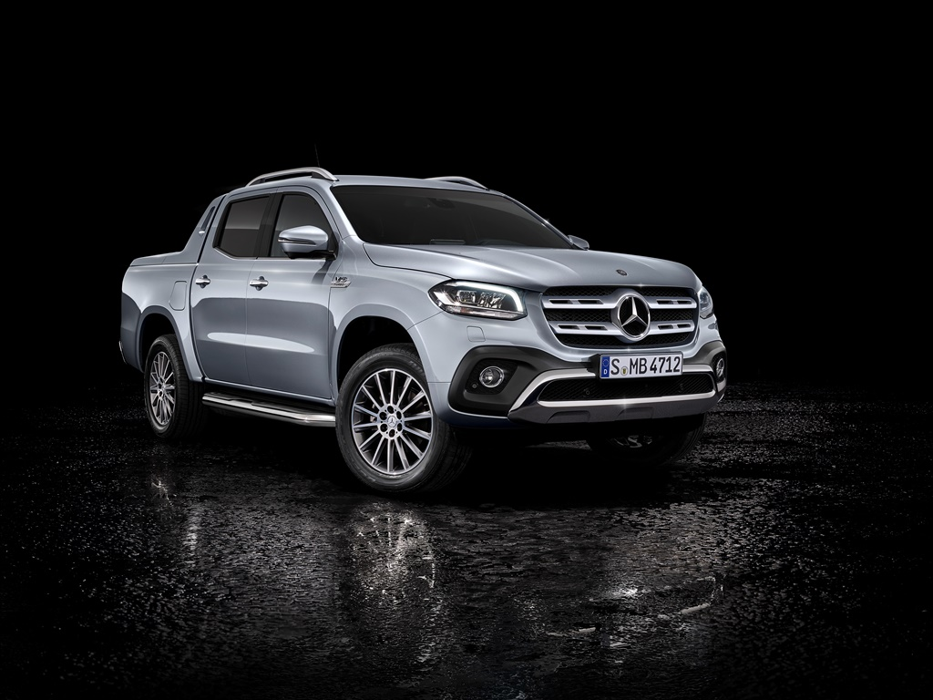 9cbf7596db V6-powered X-Class launched... check out the most powerful double-cab  bakkies in SA