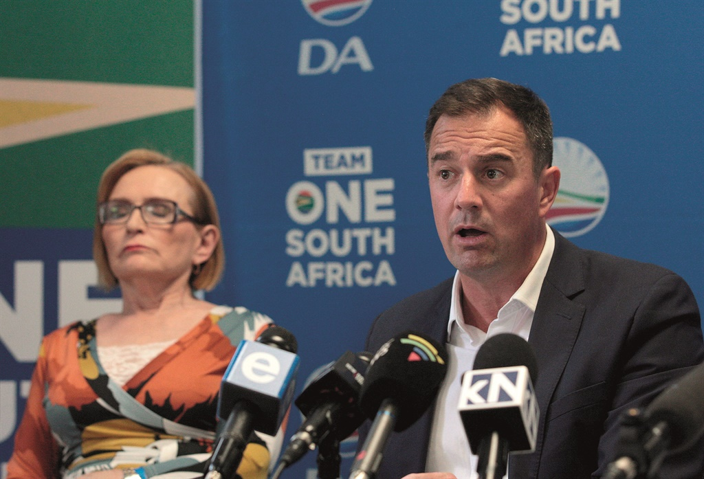 News24.com | OPINION: Idea-less DA continues to revert to type