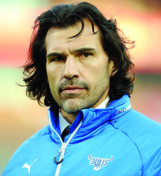 Victor Matfield has undeniably strong ties with the Bulls. Picture: Deaan Vivier