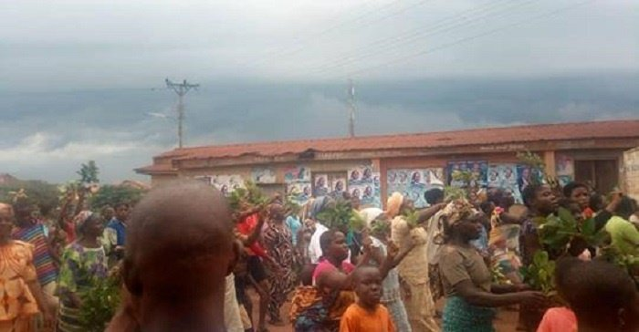 Ekiti Monarch, Household Chased Out Of Palace Over