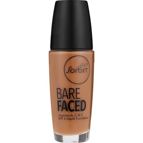Sorbet bare face foundation