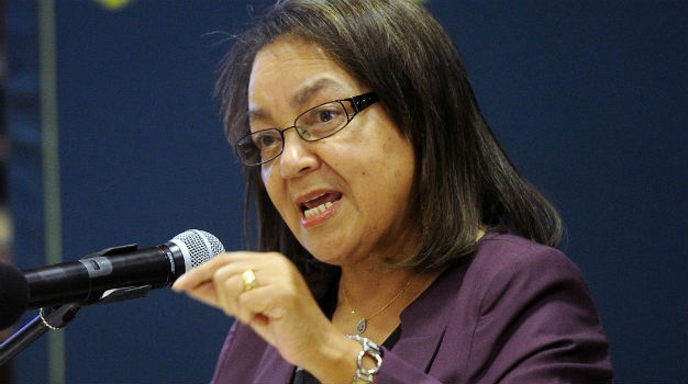 Former Cape Town Mayor Patricia de Lille. (Gallo Images, file)