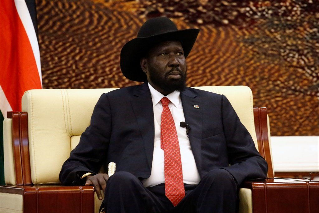 News24.com | South Sudan's Kiir vows to honour peace deal army funding