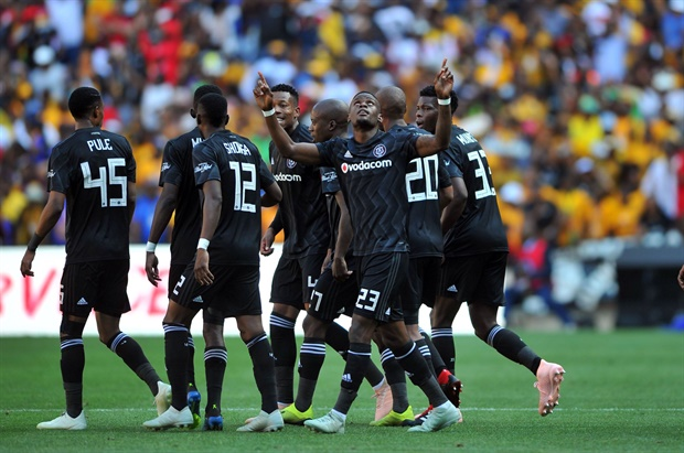 <p><strong>46' Orlando Pirates 2-1 Kaizer Chiefs</strong></p><p>We're back underway in the Soweto Derby!<br /></p>