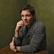 James Marsden on filming new series