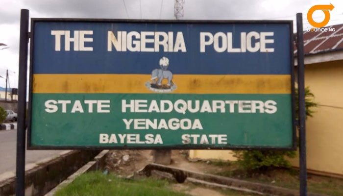 Bayelsa police nab two men who rob people after ba
