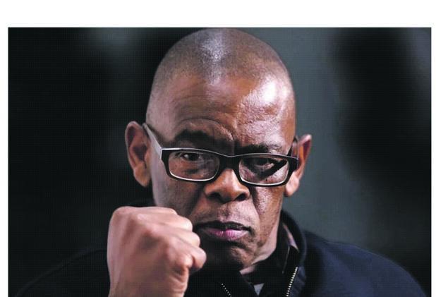 ANC secretary-general Ace Magashule