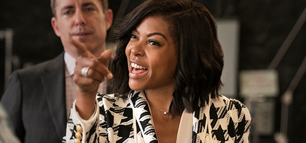 Taraji P. Henson in a scene from the movie What Me