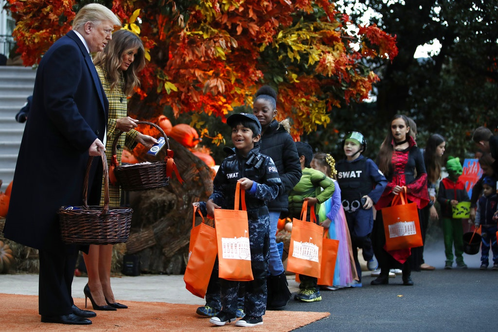 News24.com | Impeachment horror plunges US into early Halloween