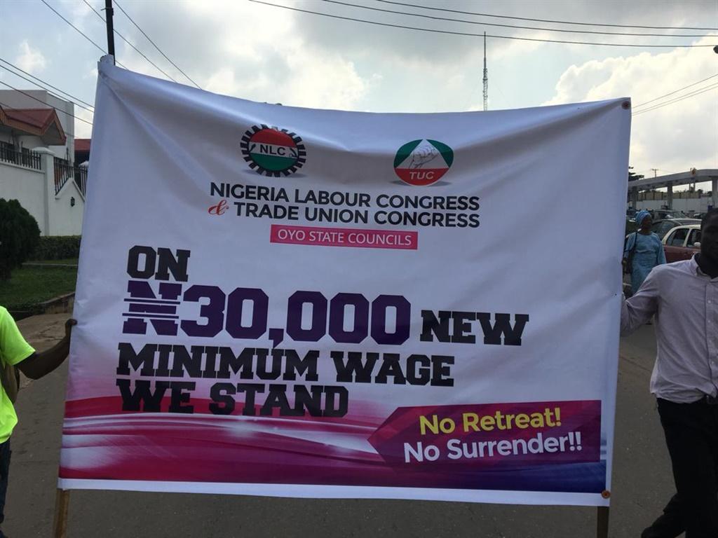 nlc march,minimum wage