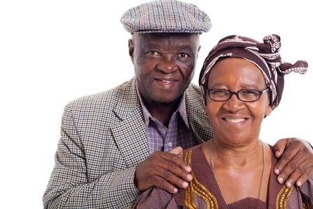 old black couple