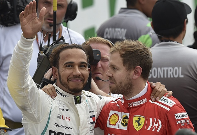 Vettel 'past his peak' in F1 - Stewart
