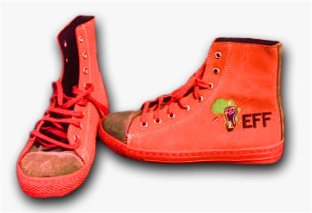 EFF sneakers