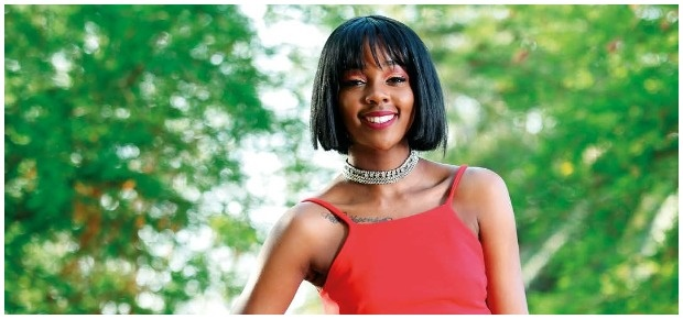 Thuso Mbedu. (Photo: Dino Codevilla for DRUM)