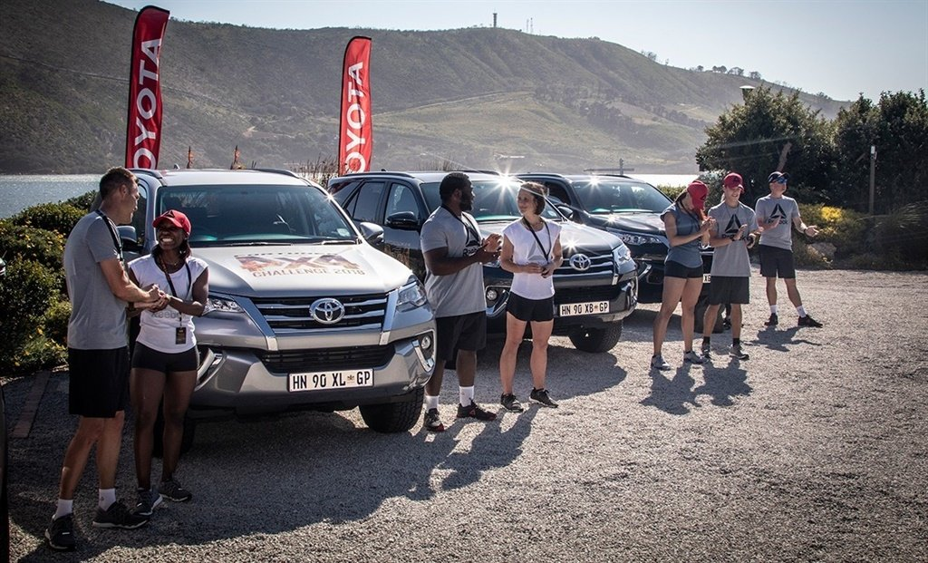 Toyota Fortuner 4x4 Challenge – heat, hope and heroes