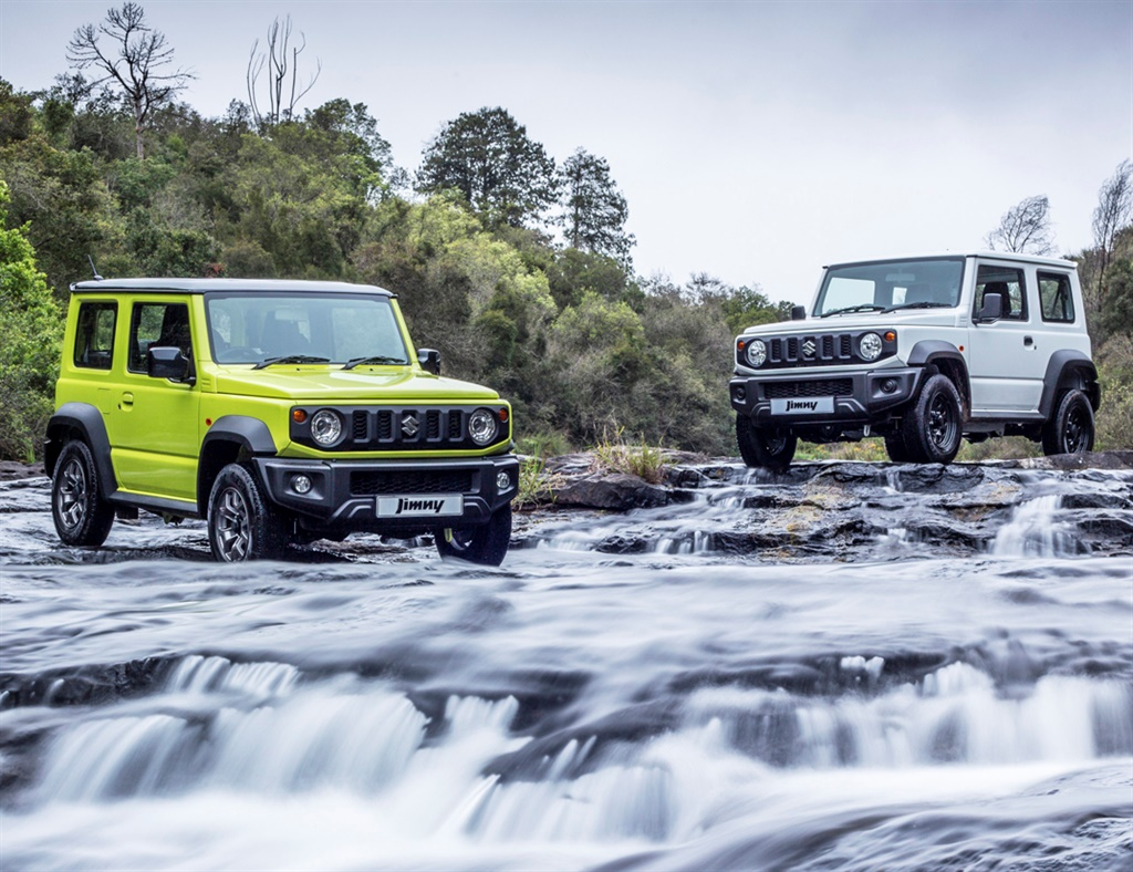 Funkiest 4x4 by far: Suzuki launches fourth-generation Jimny