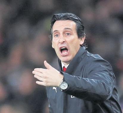 Emery prepared to give youth a chance in north London derby