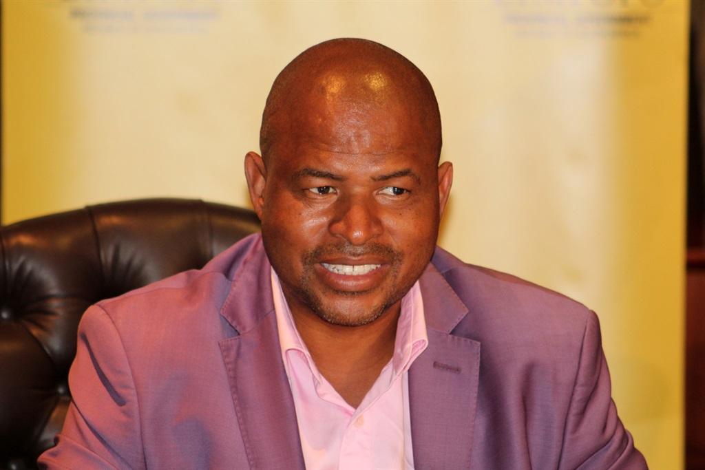 Provincial spokesperson for Limpopo government Phuti Seloba. Picture: Phuti Raletjena