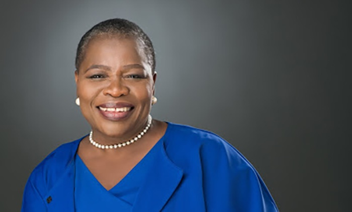 Obiageli Ezekwesili, presidential candidate of the