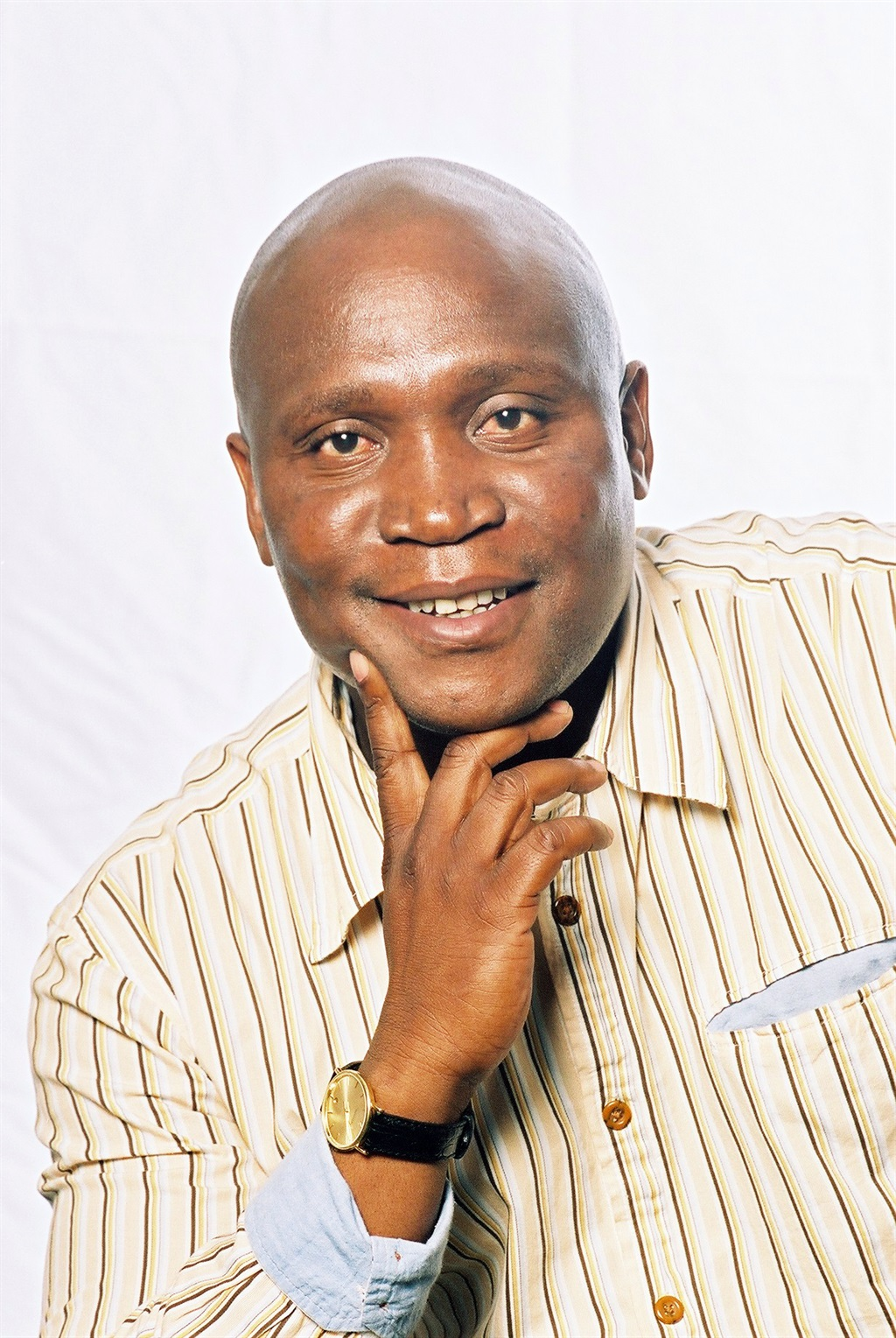 """Vusi """"Rio"""" Mabunda makes a turned to the SABC's Ligwalagwala FM as the station manager after being fired 15 months ago."""