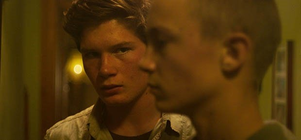 Brent Vermeulen and Alex van Dyk in The Harvesters