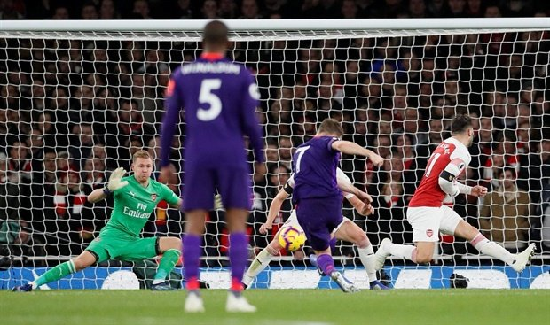 """<p><strong><span style=""""text-decoration:underline;"""">GREAT GAME!</span></strong></p><p>Milner opened the scoring for the guests but Lacazette scored a sensational equalizer to split the points between the two teams.</p>"""